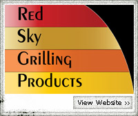 Red Sky Grilling Products Plymouth MA Website Design