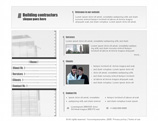 Building Contractors Templates Image 16
